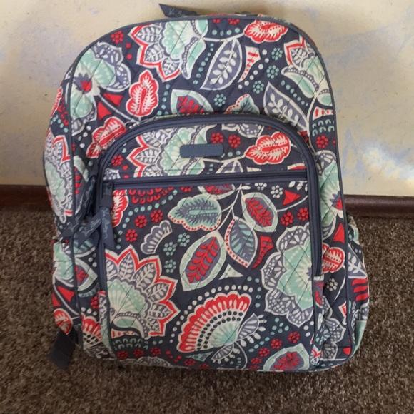 170c5fe1d920 Vera Bradley Iconic Campus backpack. M 5aa9a79c45b30c0e51e4e77b